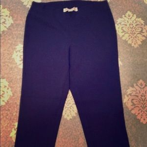 Michael Kors Navy Blue slacks size small